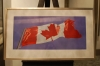Canadian Flag by Charles Pachter