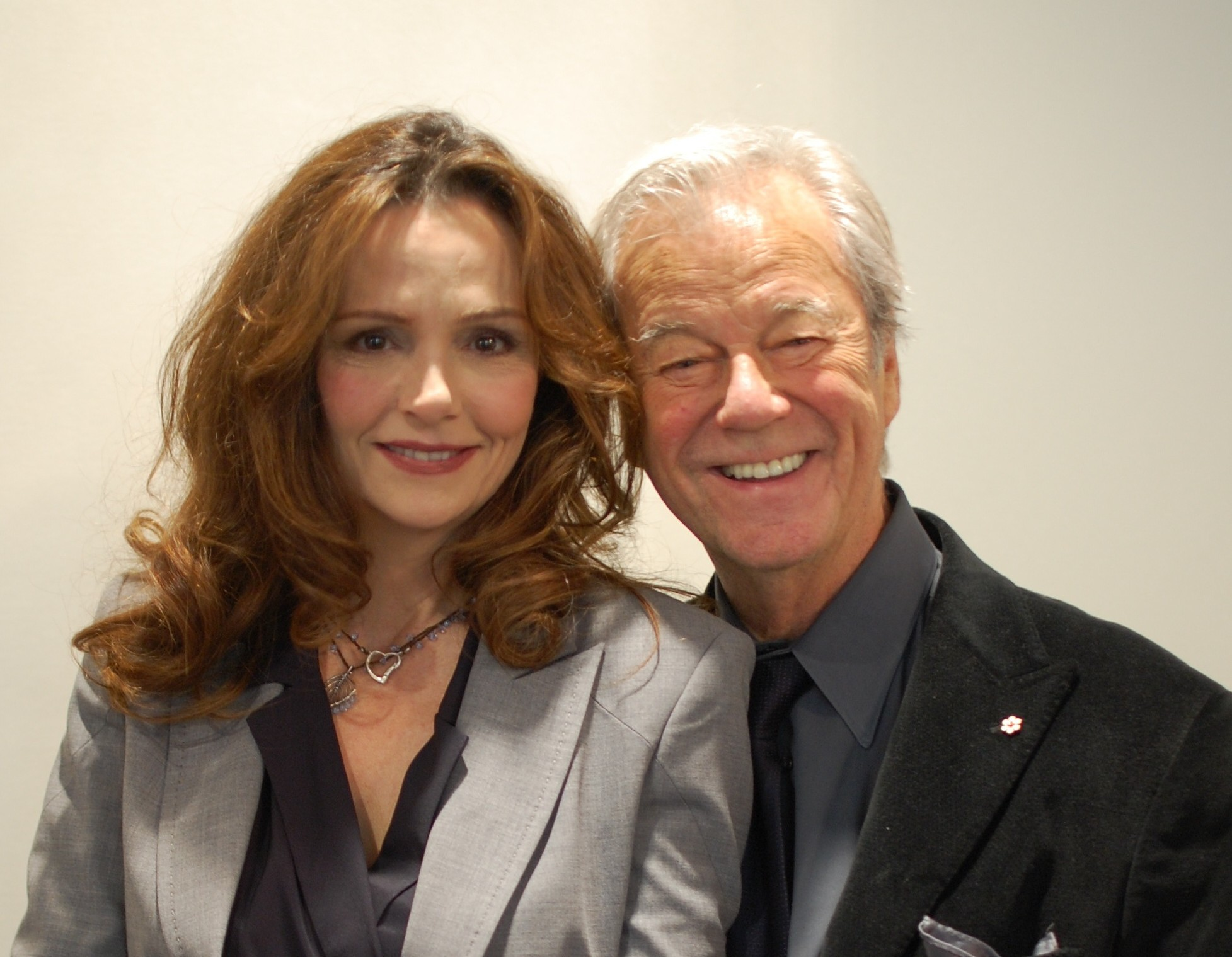 Jennifer Dale & Gordon Pinsent